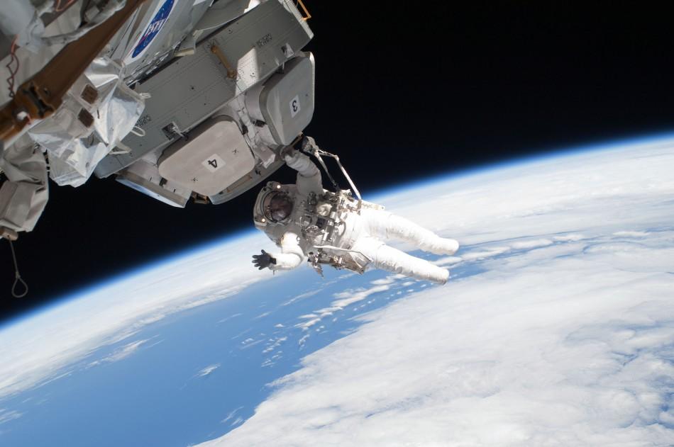 Подготовка к полету в космос